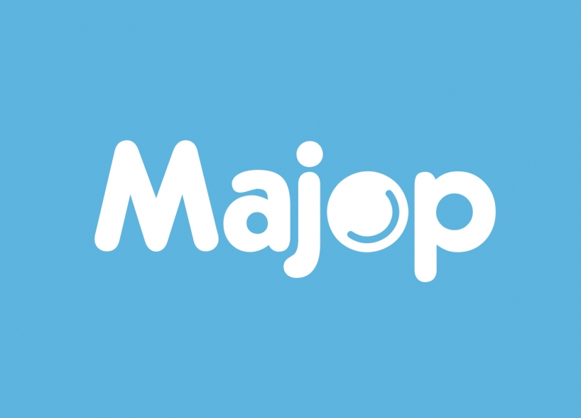 Redesign of visual identity Majop, Mostar