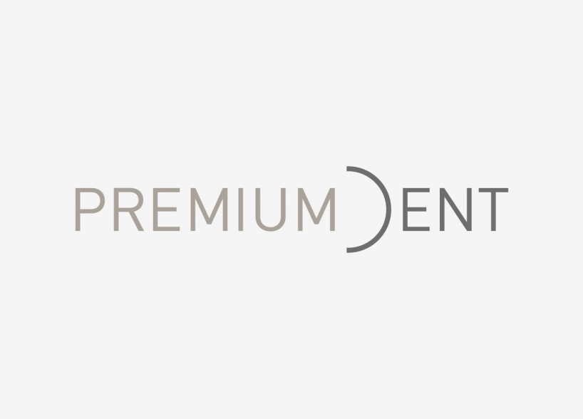 Visuelle Identität Premium Dent