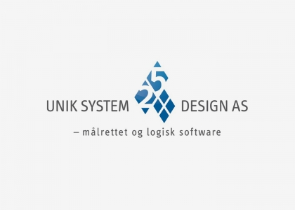 Unik systems design logotip