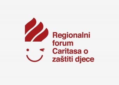 Vizualni identitet Caritasovog Regionalnog foruma o zaštiti djece
