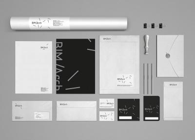 Vizualni identitet arhitektonskog biroa