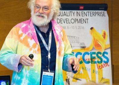 Quality in Enterprise Development konferencija